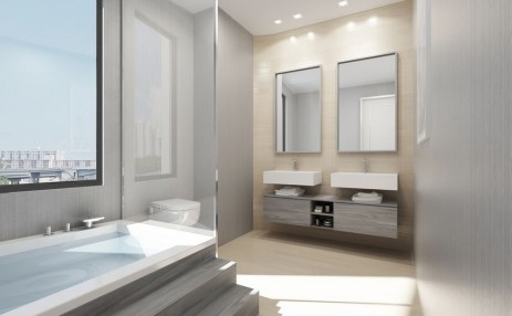 Bathroom - VODA Residences